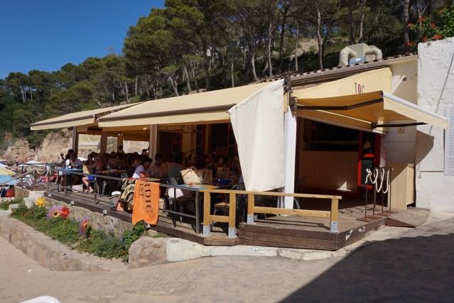 Toc al Mar Aiguablava Begur