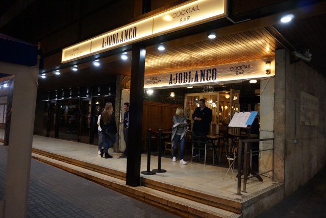 Ajoblanco Restaurante