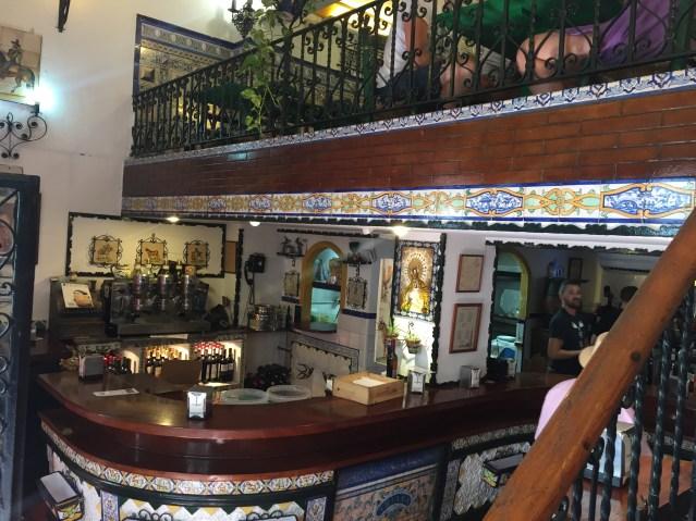 Las Golondrinas 1 Sevilla