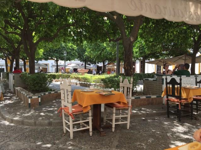 Restaurante La Cueva Sevilla