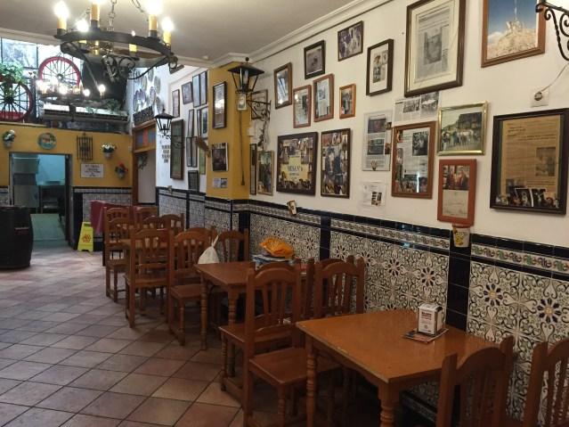Taberna Miami Triana Sevilla