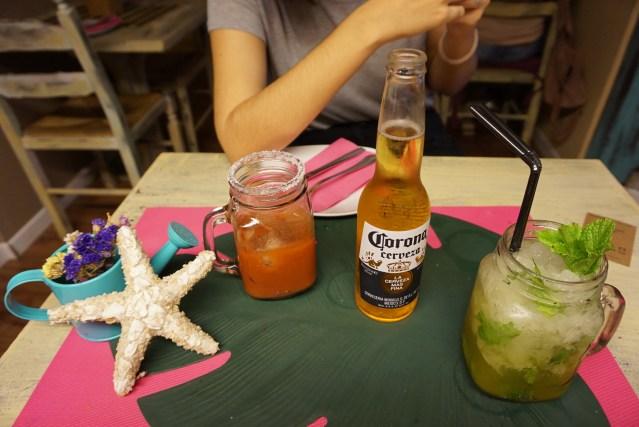 mojito michelada koko restaurante barcelona
