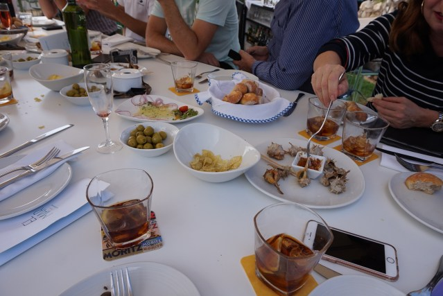 Restaurante La Cucanya vermut