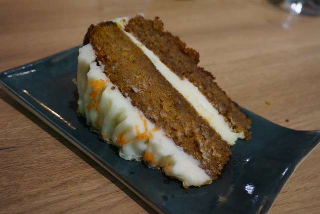 chaitea carrot cake