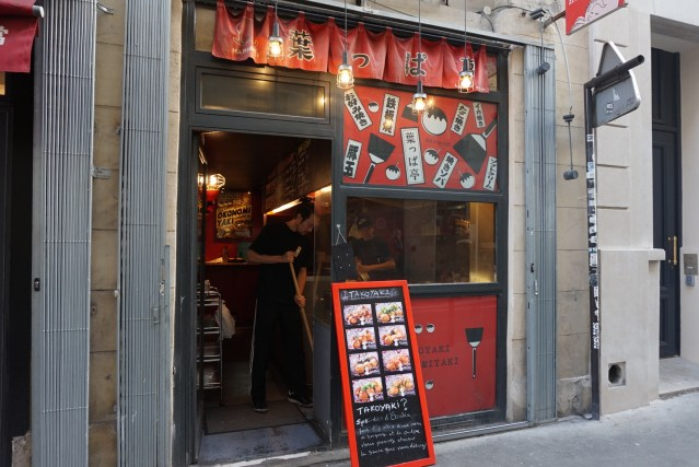 Restaurante Happa Teï Takoyakis París