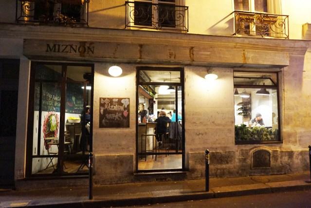 Miznon París