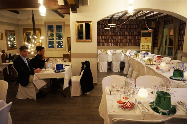 Villa Mercedes Restaurante Ibiza