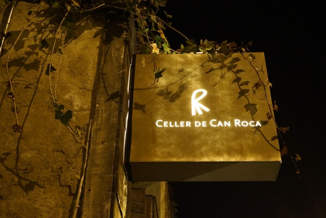 El Celler de Can Roca 2017