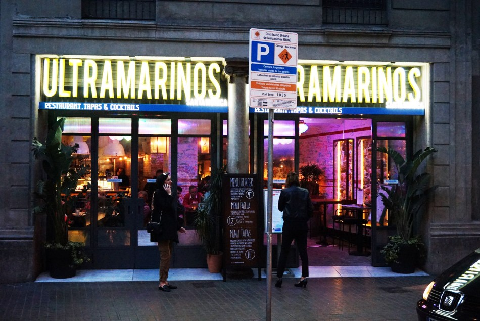 Restaurante Ultramarinos