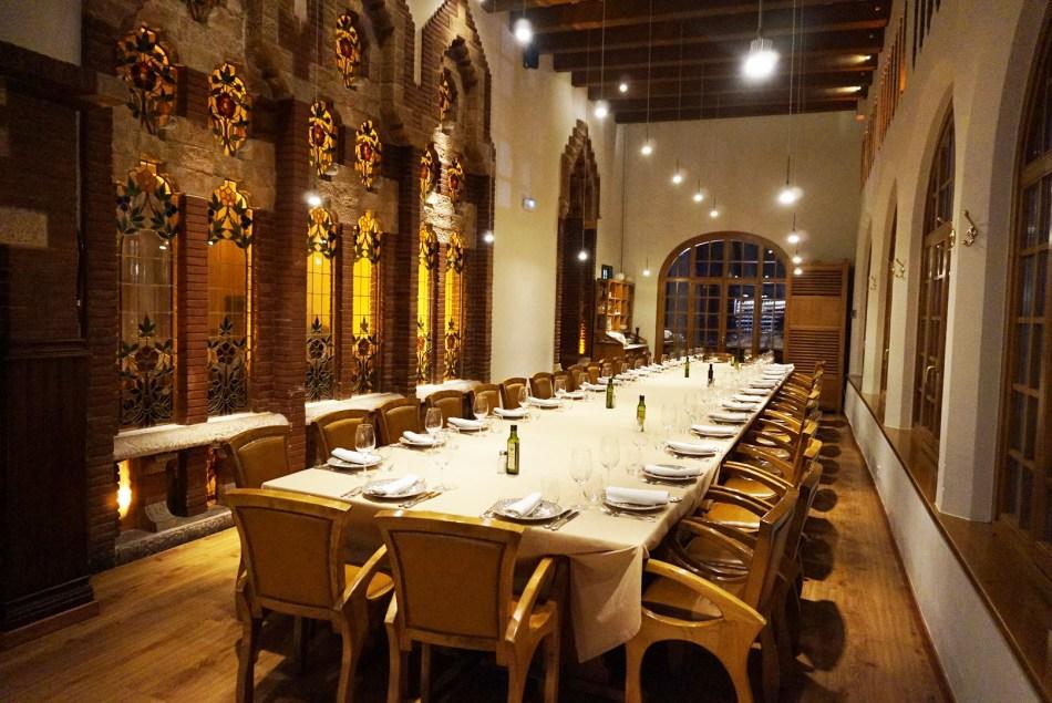 asador de aranda restaurante barcelona menu degustacion