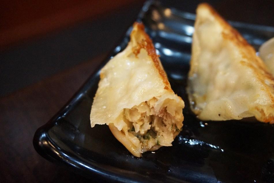Sushiya Bentou gyozas