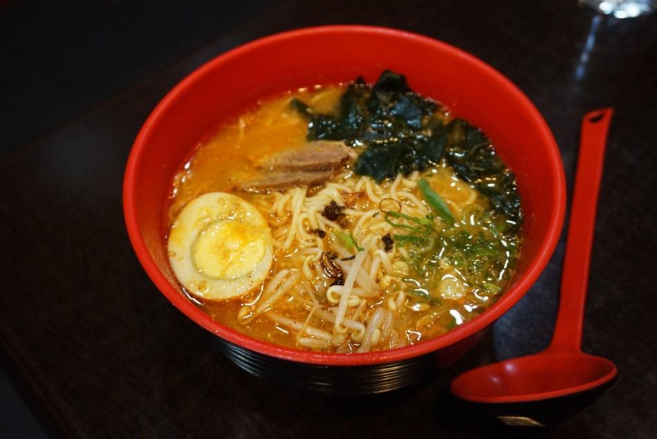 Sushiya Bentou ramen de miso