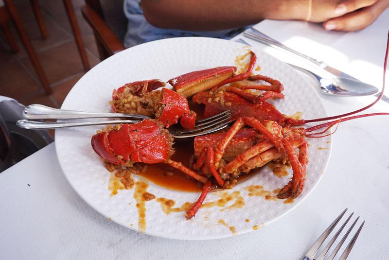 La Barca de Ca L'Ardet restaurante