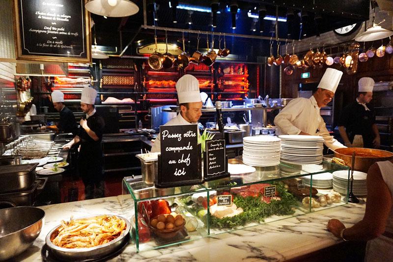 les grands buffets cocineros