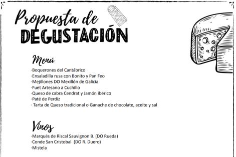 origen gastrobar menu degustacion