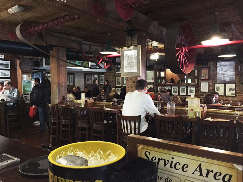 quays irish restaurant dublin