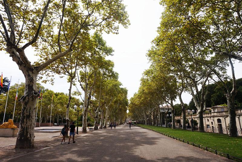 Montpellier Le Petit Jardin