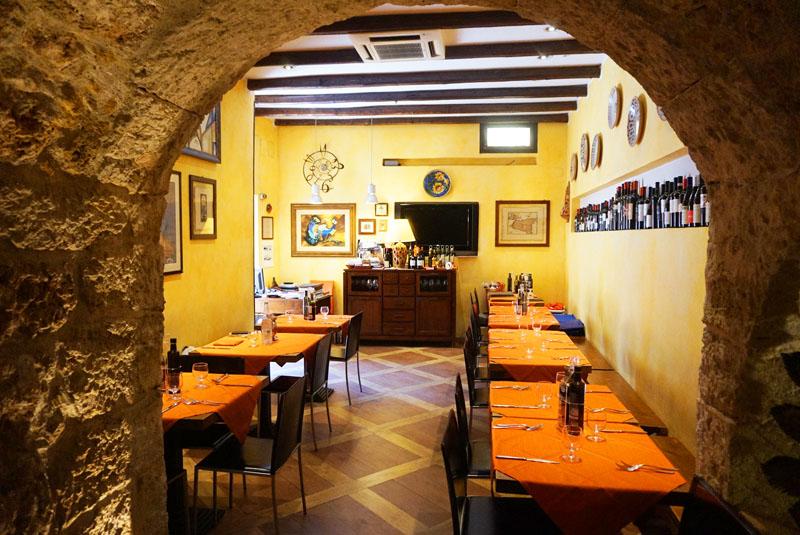 La Taverna del Pavone Trattoria