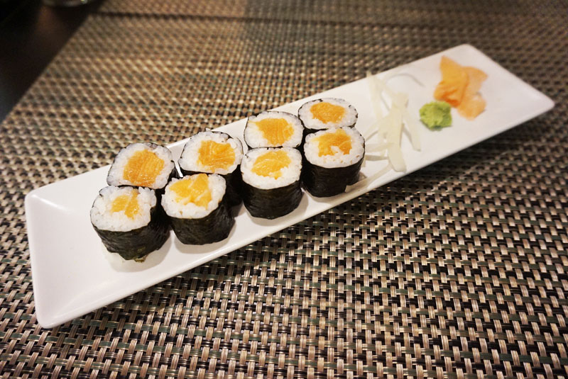 Yoku ramen sushi
