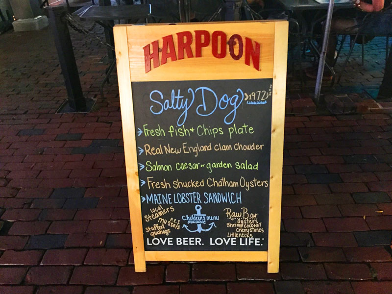 The Salty Dog
