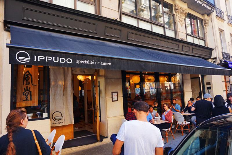 Ippudo París Restaurant