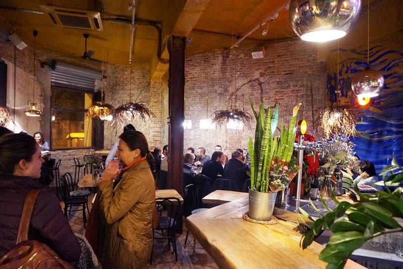 catacroquet bistrot barcelona