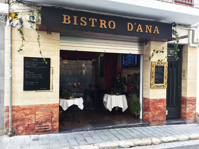 Bistro D'Ana Sitges