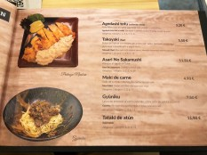 carta platos ryukishin valencia