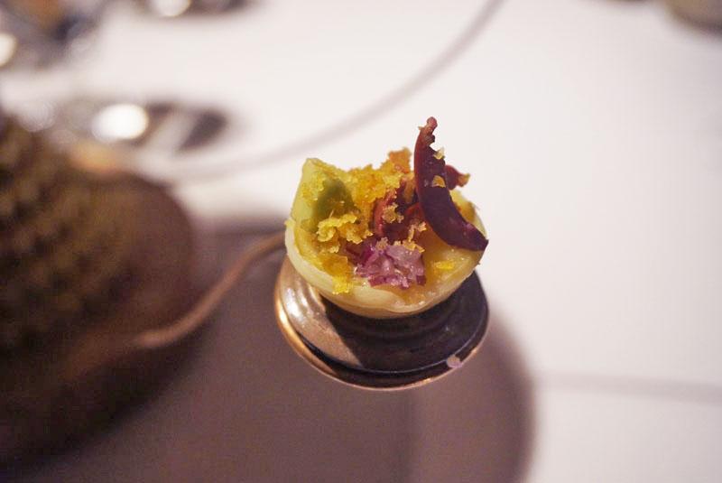 Perú, Aperitivos Comerse el mundo en el Menú Degustación de El Celler de Can Roca 2018