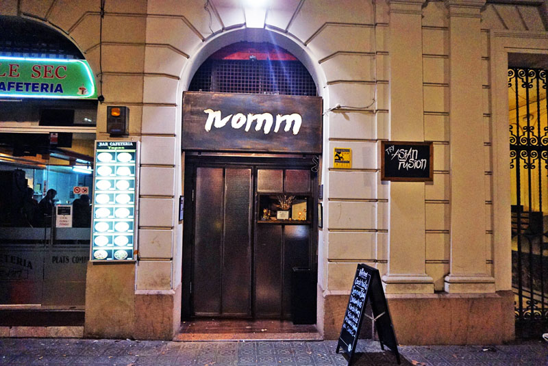 restaurante nomm