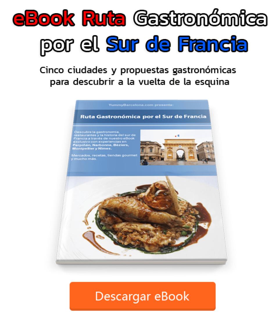 ruta gastronomia sur de francia