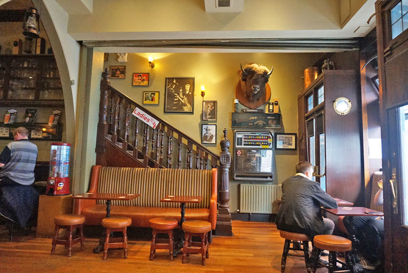 Brannigan's Bar
