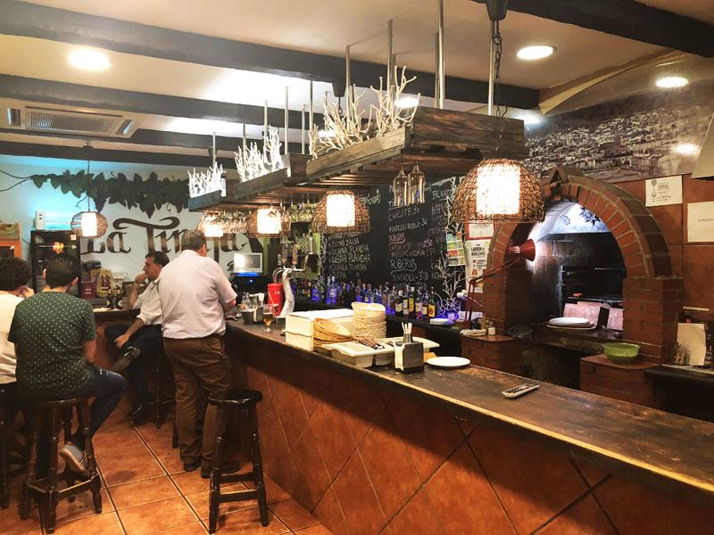 La Tinaja Restaurante