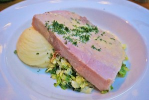 the celt bar dublin bacon and cabbage