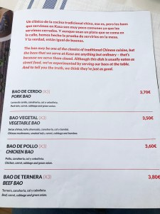 menu kasa ramen