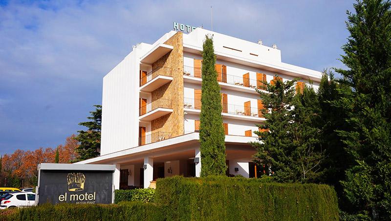 hotel emporda el motel restaurant Figueres