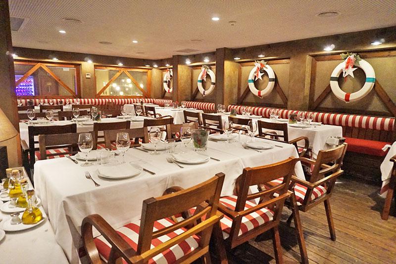 restaurante barceloneta