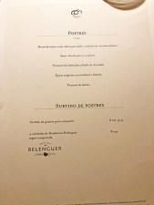 menu aragonia palafox restaurante