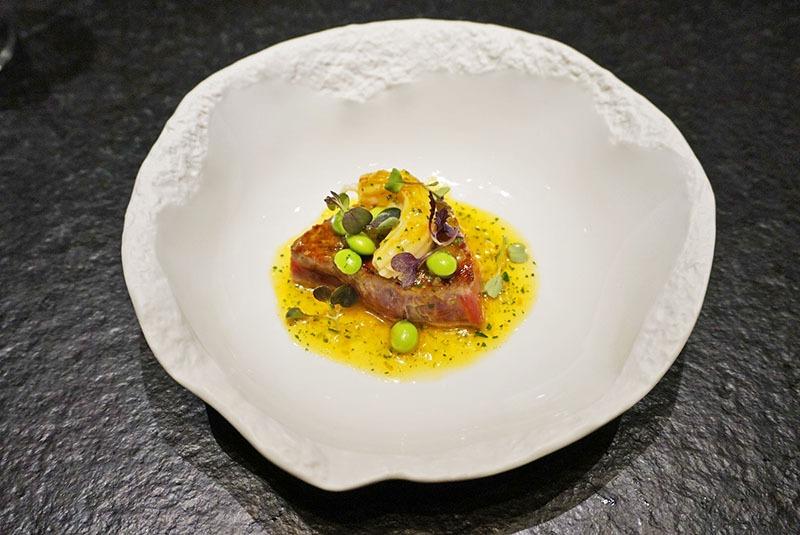 tunateca balfego menú degustación