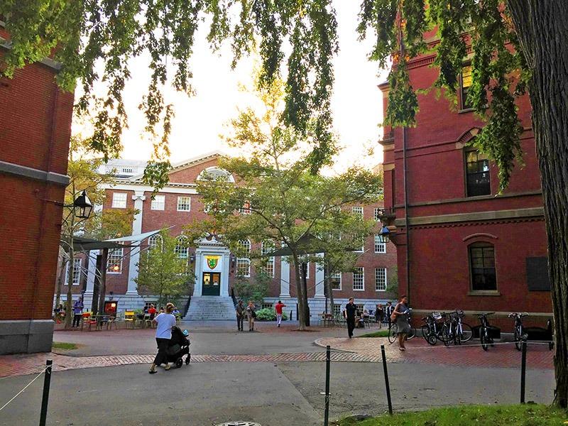 visita a harvard boston