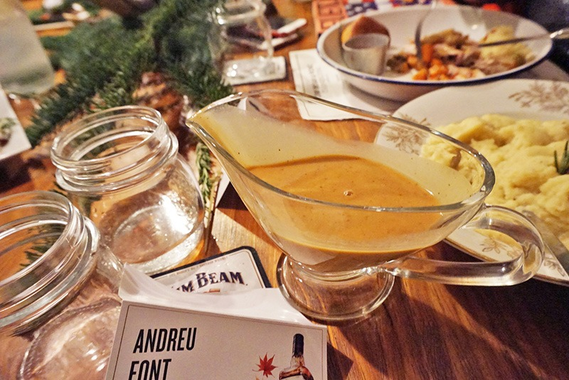 restaurantes cena de acción de gracias en barcelona