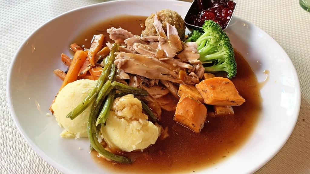 Flaherty's Irish Bar Thanksgiving