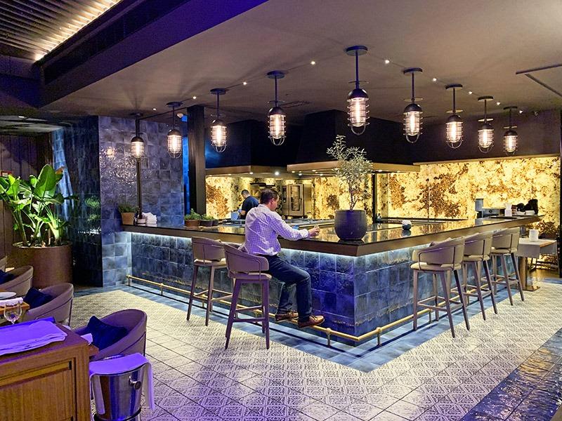 Tendiez Restaurante Hotel Pullman Barcelona