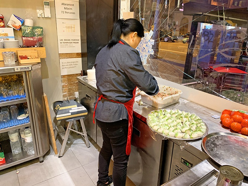 yue lai cocina china barcelona