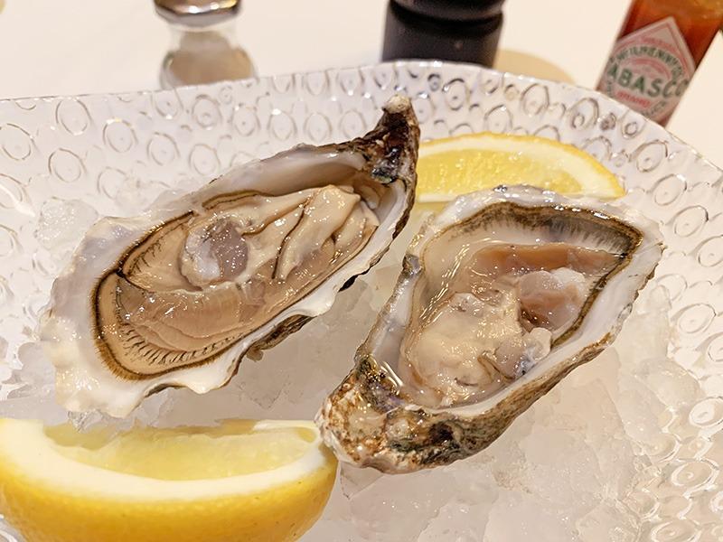 Restaurante L'Olivé ostras