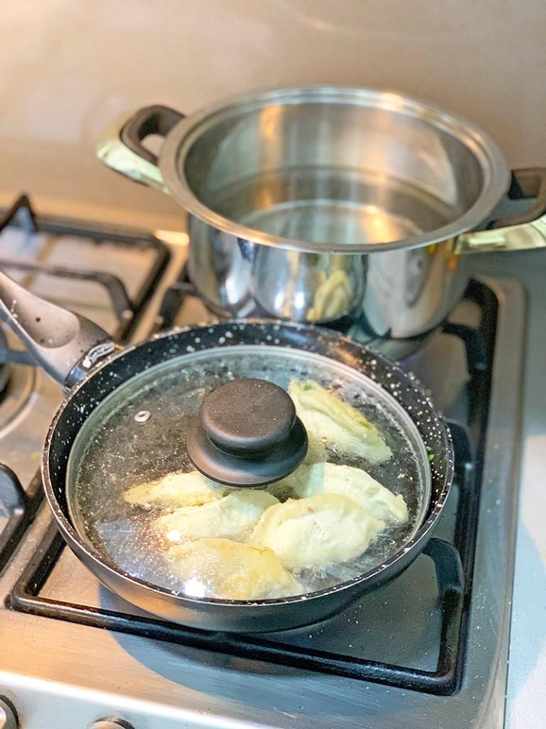 cómo hacer gyozas en casa