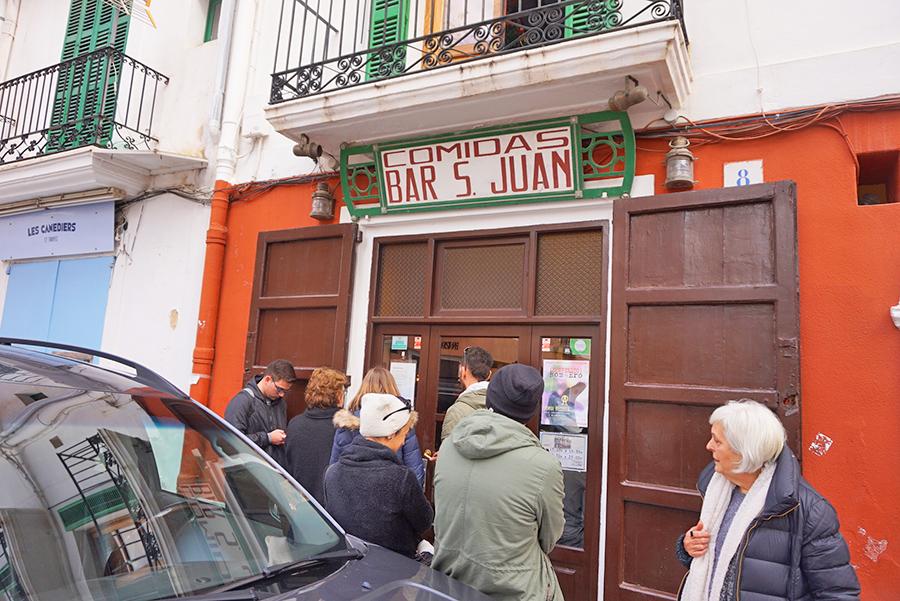 restaurante comida bar san juan