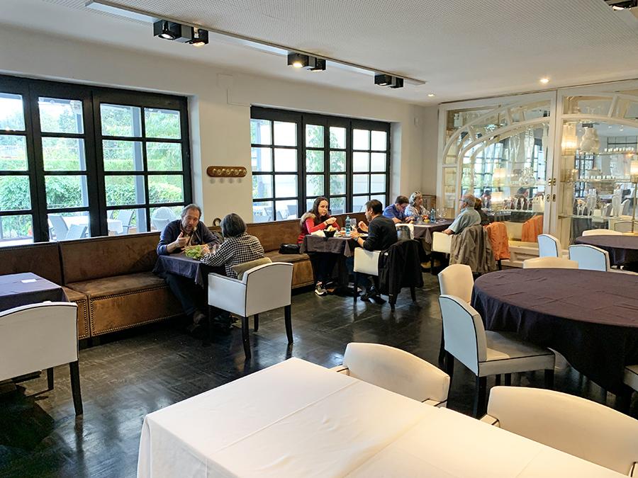 catalunya experience restaurante la quinta justa olot