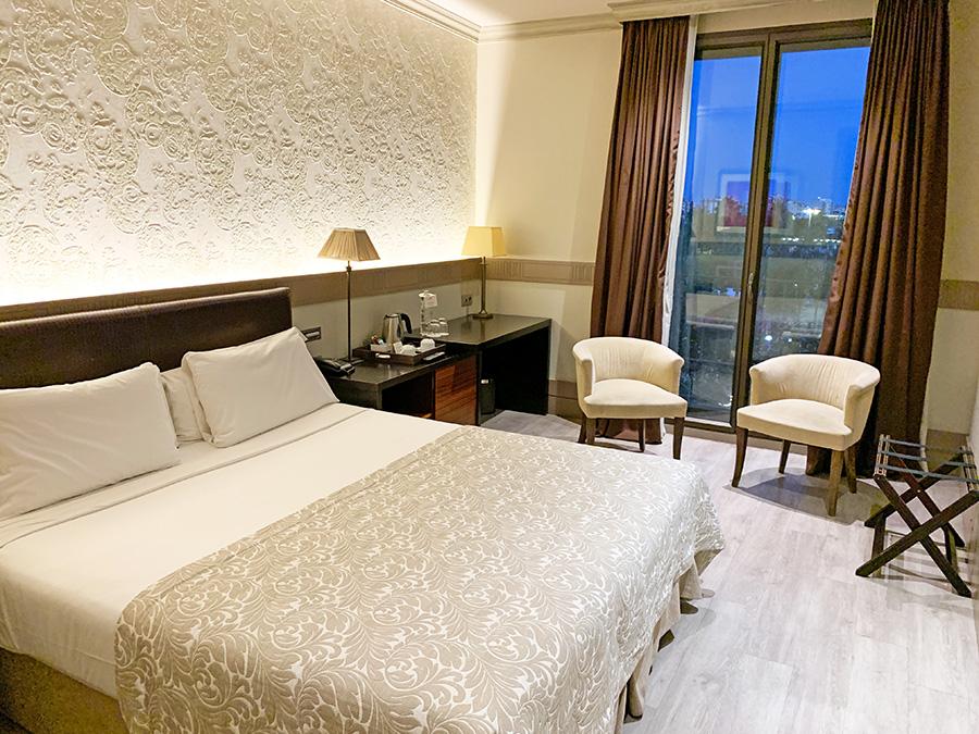 Hotel Duquesa de Cardona Habitaciones