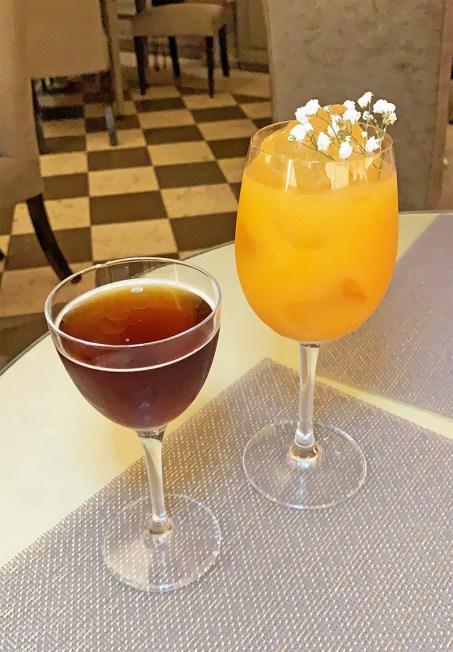 magia cocteles Hotel Duquesa de Cardona